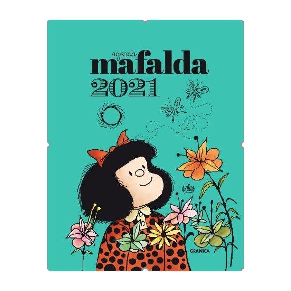 Mafalda 2021 Agenda Día por Página