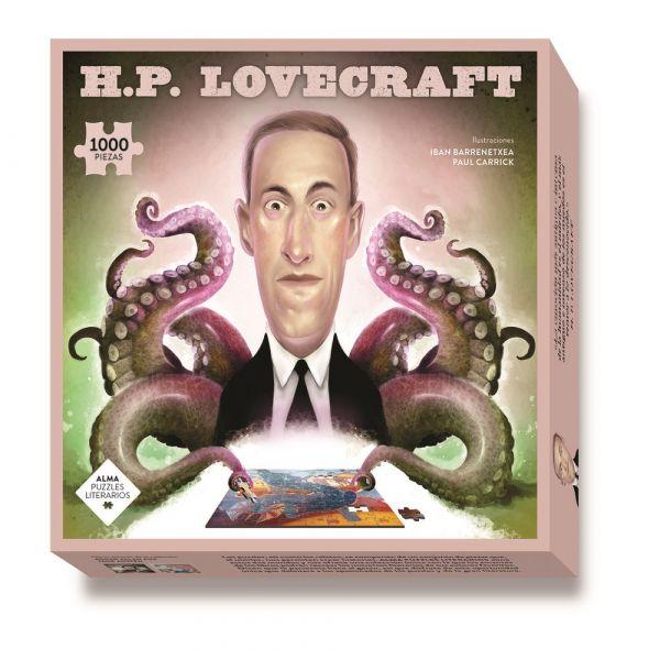 Puzzle H.P: Lovecraft