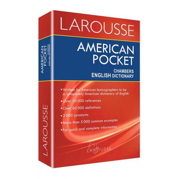 AMERICA POCKET CHAMBERS ENGLISH DICTIONARY