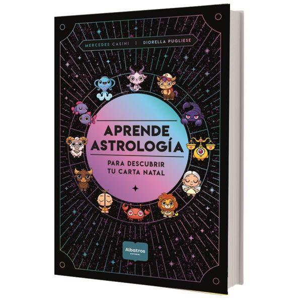 Aprende Astrología para descubrir tu carta natal