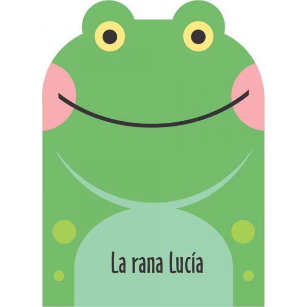 La rana Lucía