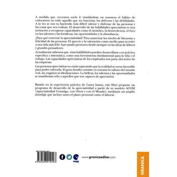 APRECIATIVIDAD: EL ARTE DE PERCIBIR LO VALIOSO