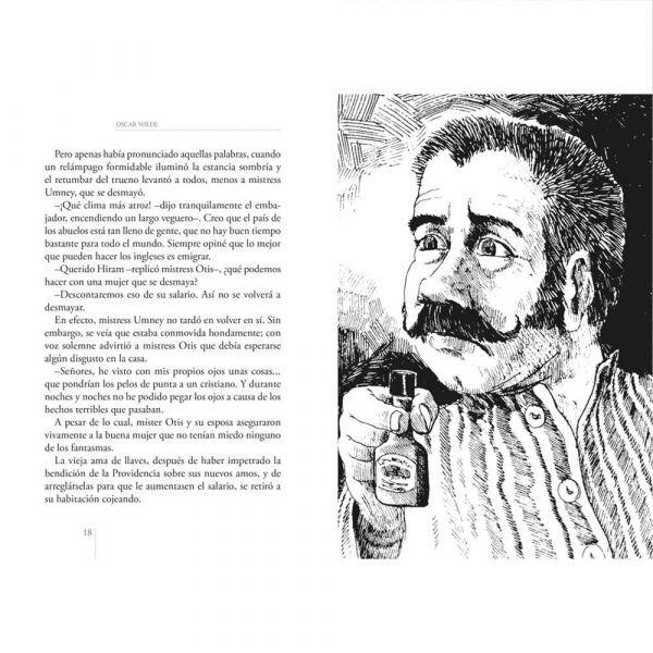 EL FANTASMA DE CANTERVILLE Y OTRAS HISTORIAS