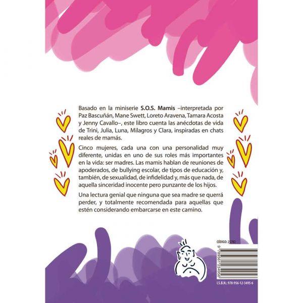 S.O.S MAMIS. EL LIBRO