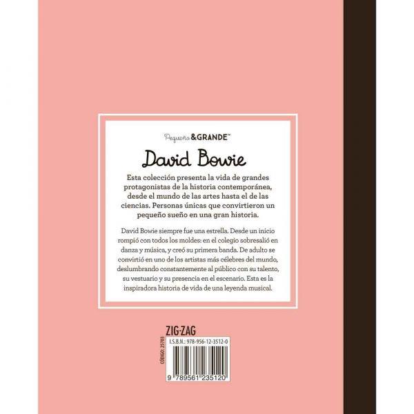 PEQUEÑO & GRANDE: DAVID BOWIE