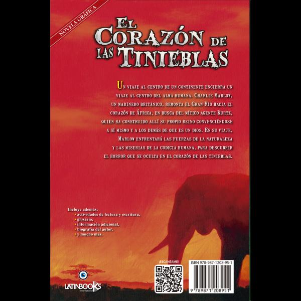 EL CORAZÓN DE LAS TINIEBLAS