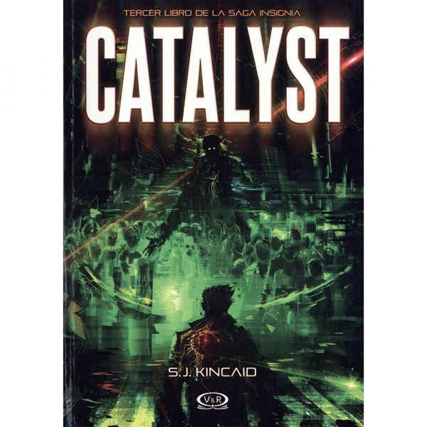CATALYST - SAGA INSIGNIA