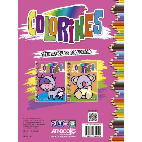 Colorines -Rosado