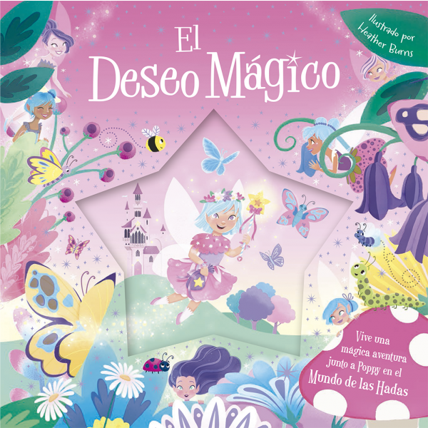DESTELLOS MAGICOS (El Deseo Magico)