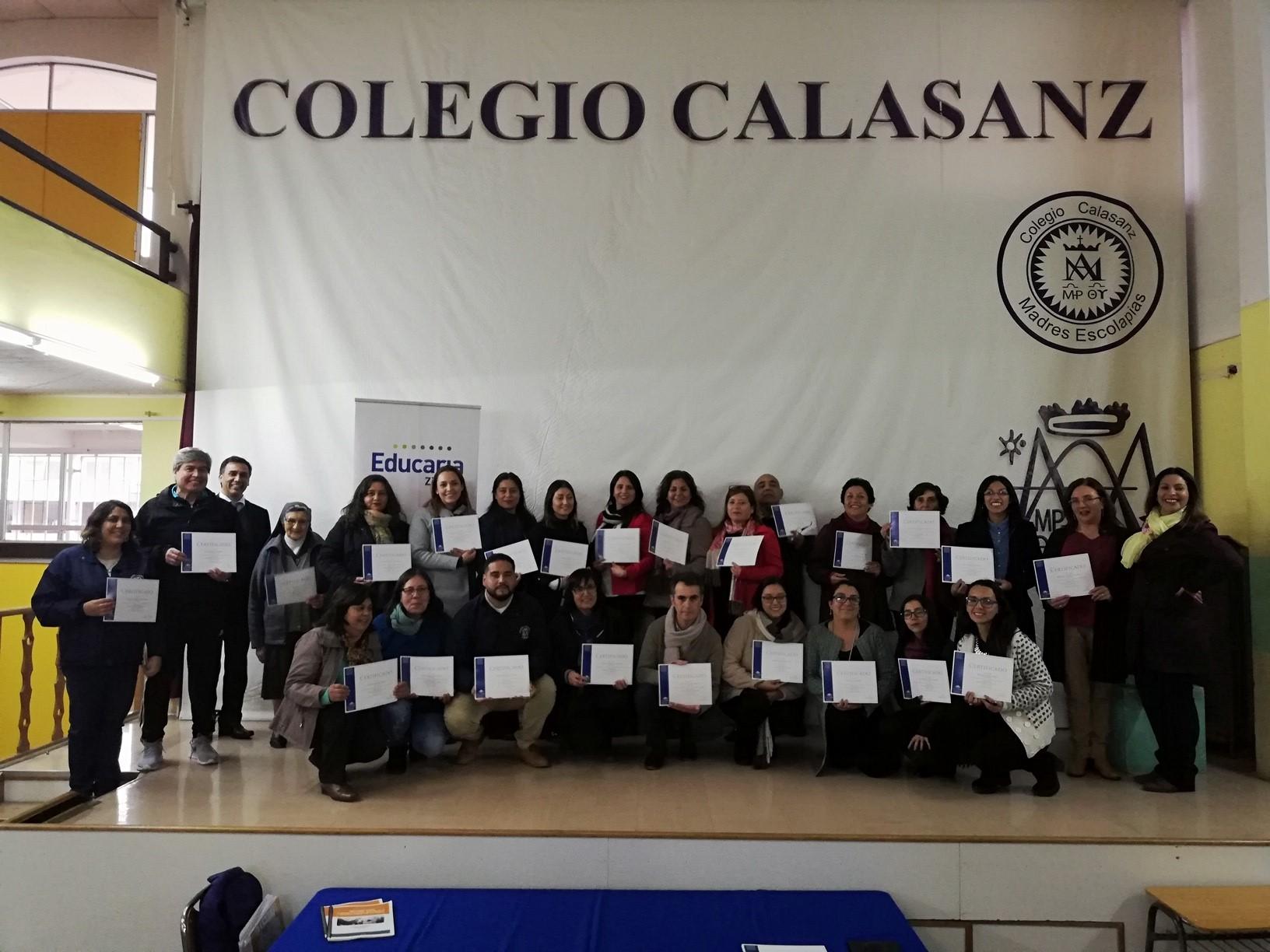 Treinta docentes se capacitaron en Coquimbo