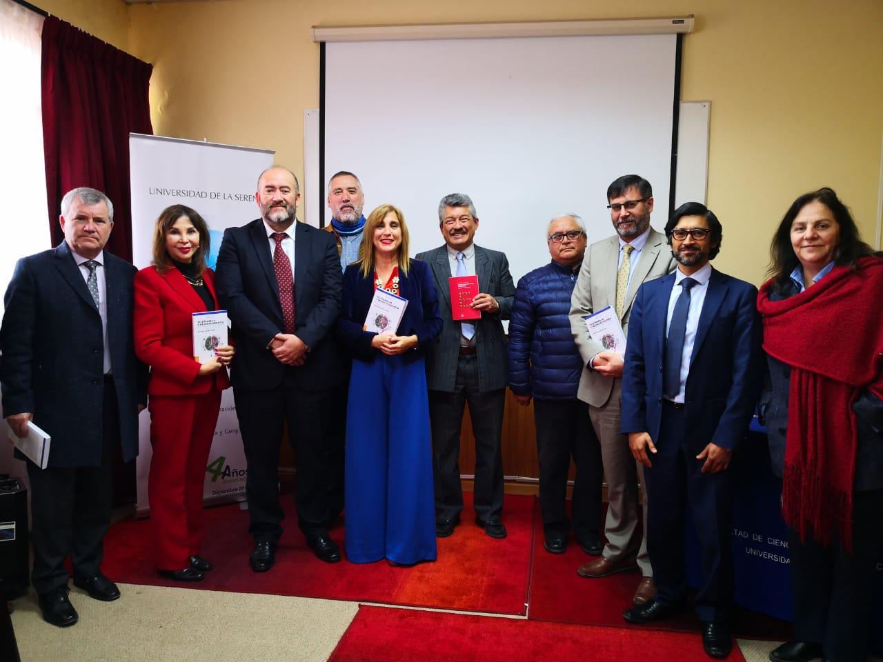Autora de Ediciones Granica se presentó en La Serena
