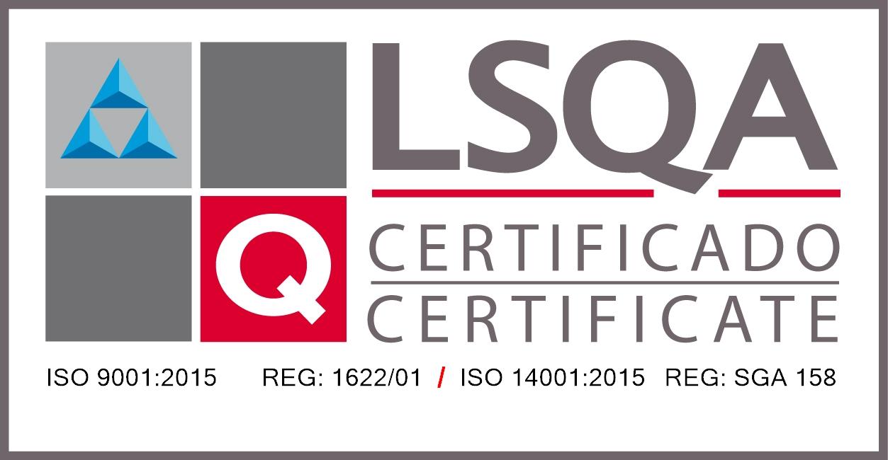 Renovamos nuestros certificados ISO en calidad y medioambiente