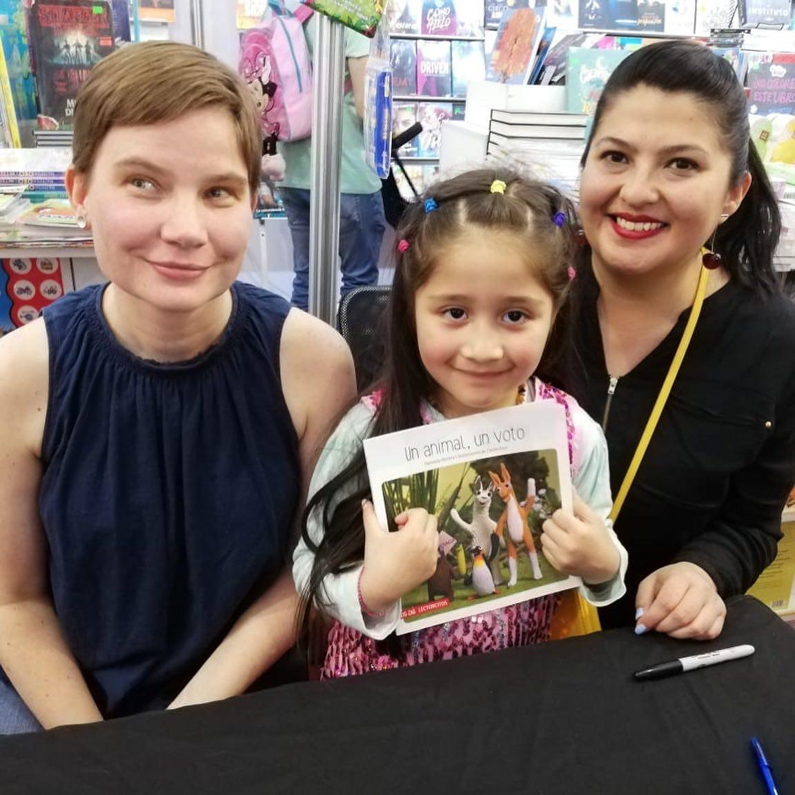 Exitosa participación de Zig-Zag en la Feria del Libro Infantil y Juvenil de Providencia