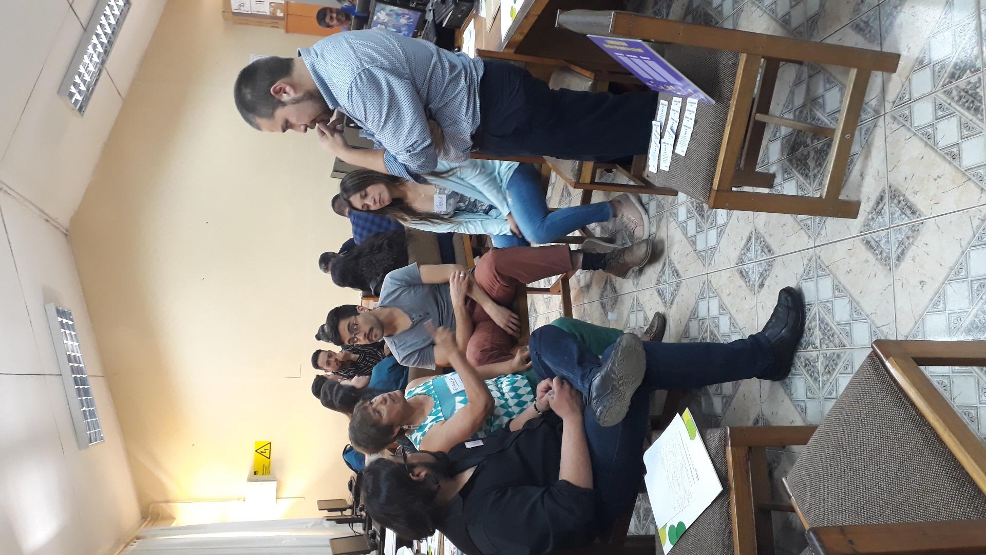 Profesores del país se capacitaron con el equipo de Fundación Zig-Zag